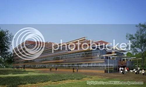 3M headquaters building