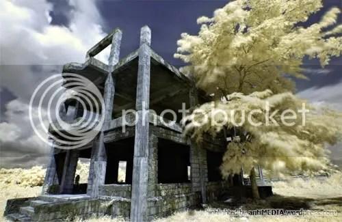 Infrared Photoshoot