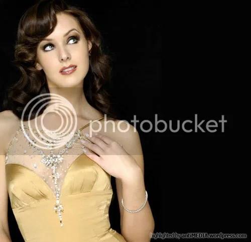 Miss Universe Natalie Glebova