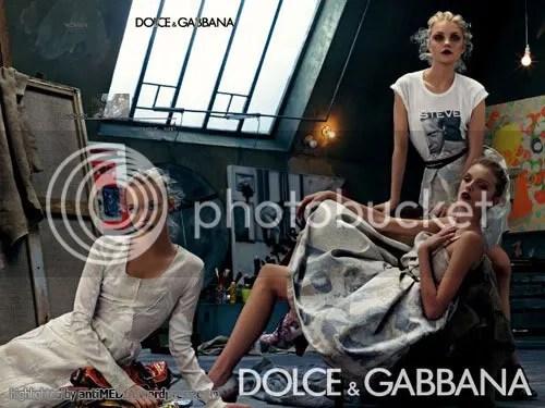 D&G fashion