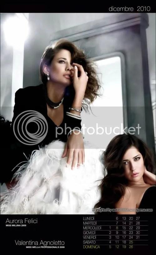 Miss Italia 10 Cal