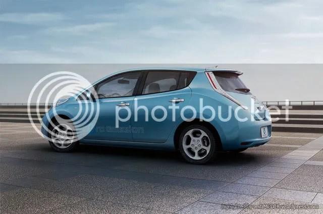 Nissan Leaf 2010