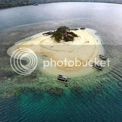 snorkeling gili di Gili Kedis lombok