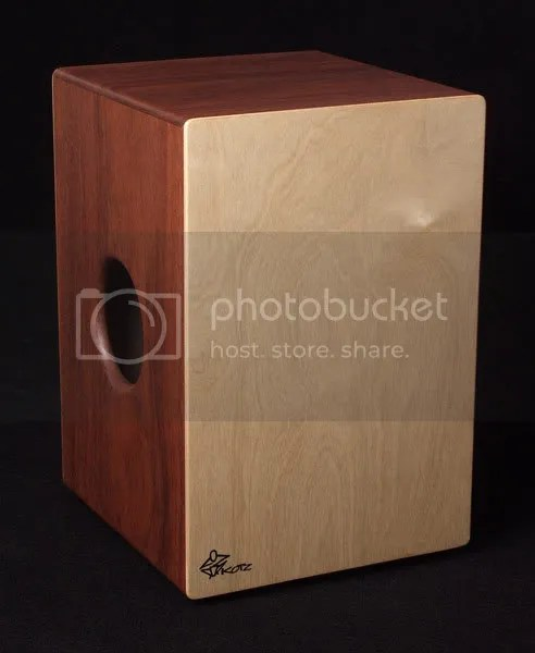 cajon bellows