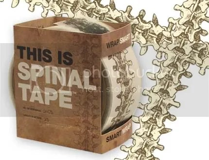 "This is ""Spinal Tape"""