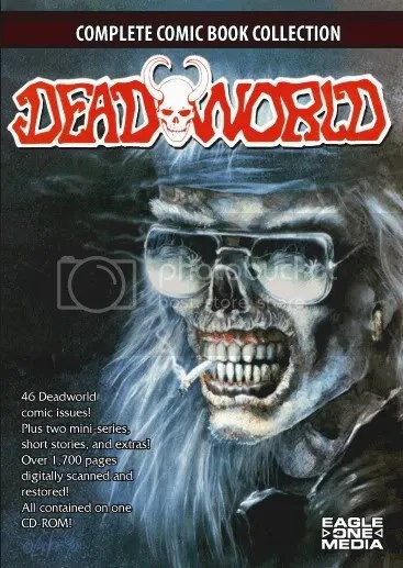 Dead World Comic to be reprinted