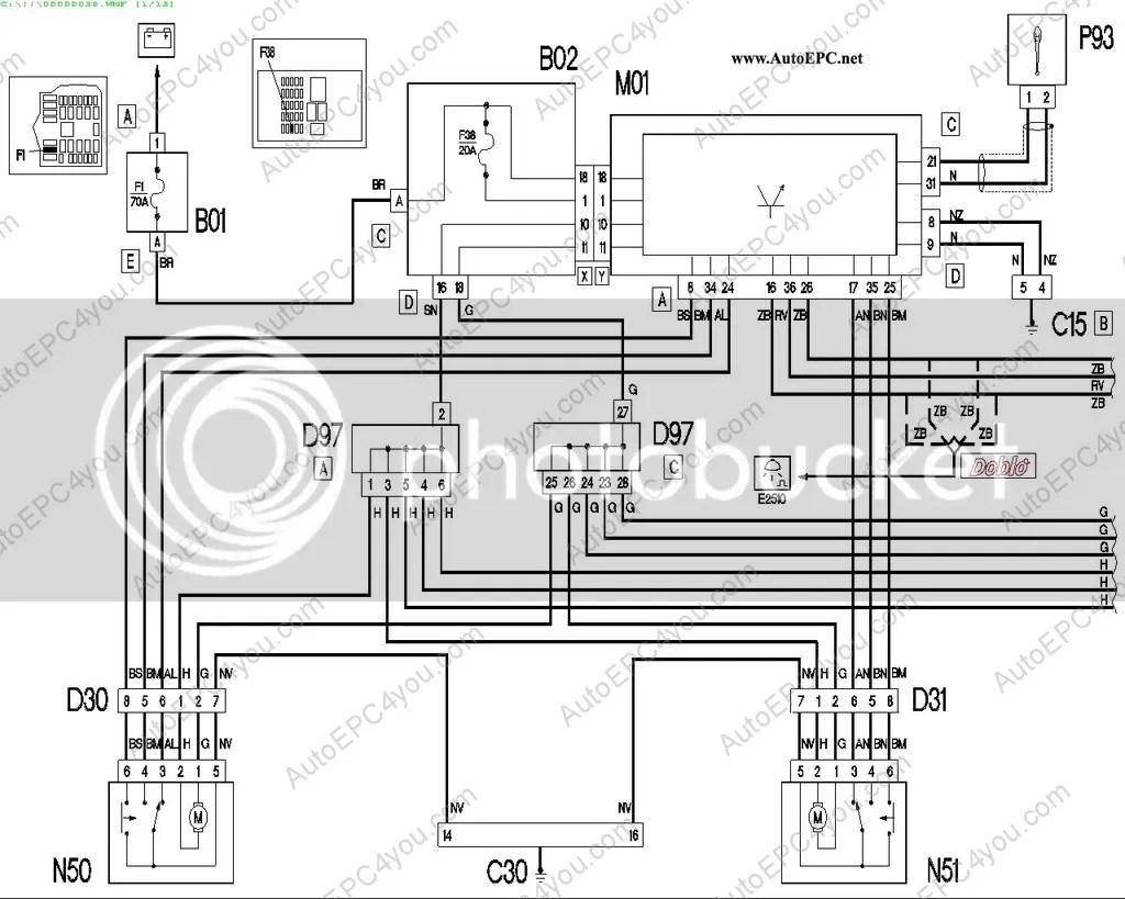 Fiat Ducato Wiring Diagram