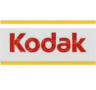 Eastman kodak new logo