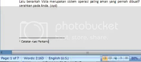 Contoh Footnote Di Makalah Absurd Things Download Gambar Online