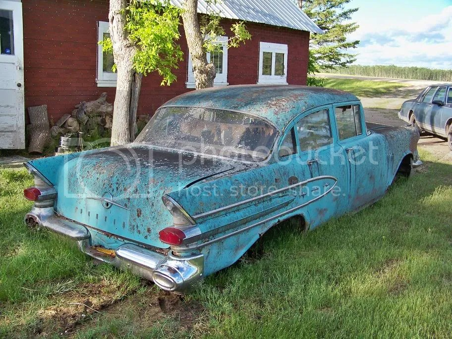 1957 Pontiac Pathfinder Wagon