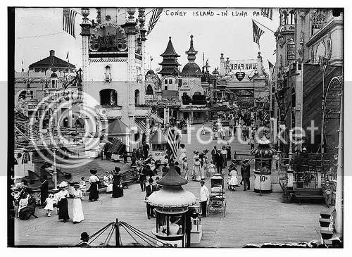Coney Island Turn of the Century