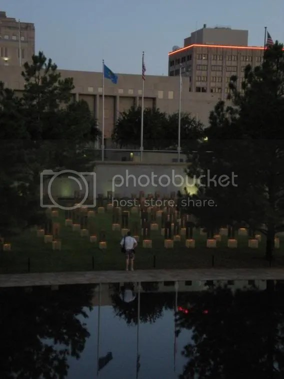 Oklahoma City Bombing Memorial Pictures, Images and Photos
