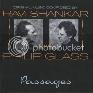 Ravi Shankar & Philip Glass - Passages