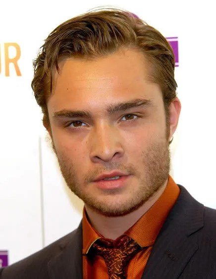 photo pic of Ed Westwick (Chuck Bass) at Glamour Magazine Awards in London