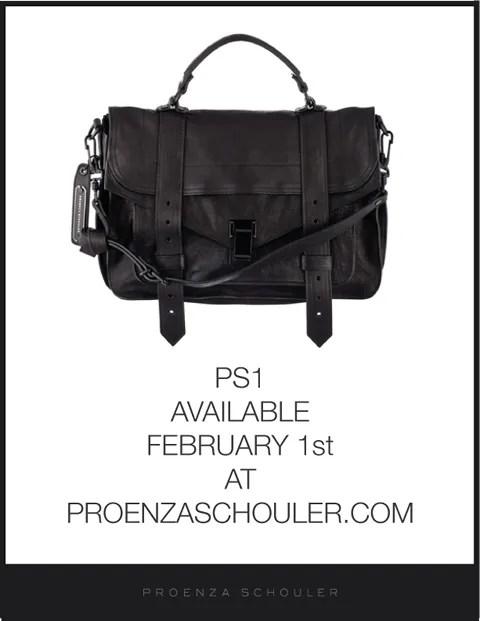 Proenza Schouler PS1 Handbag