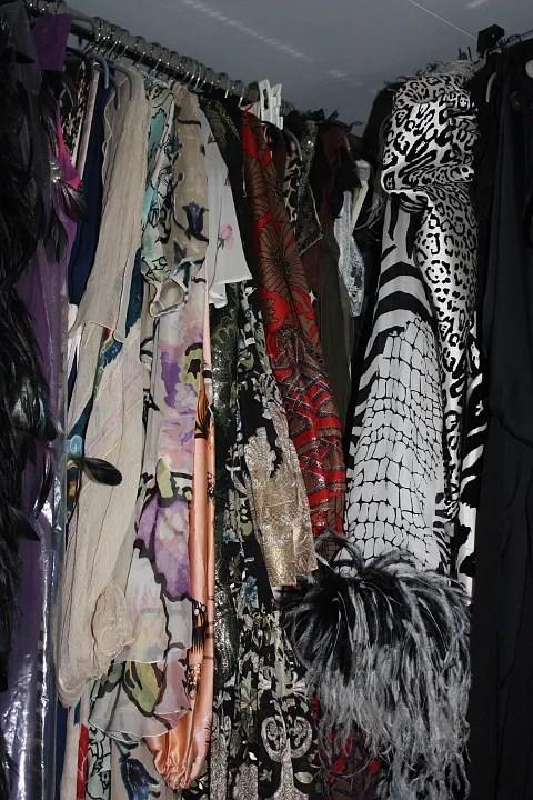 Anna Dello Russo's Dresses