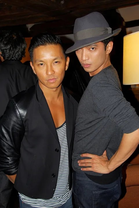 Bryanboy and Prabal Gurung