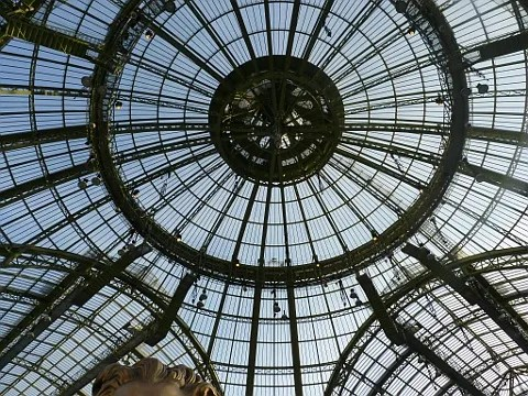 Grand Palais, Chanel Haute Couture