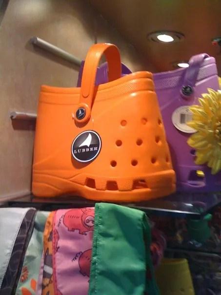 Crocs Bag by Lubber
