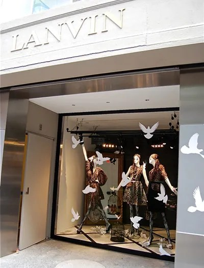 Lanvin Boutique New York