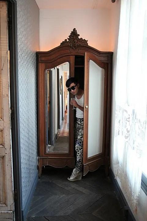 Narnia Closet