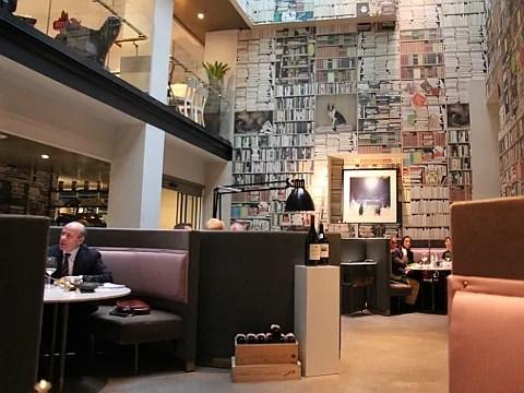 Pontus! Restaurant Stockholm