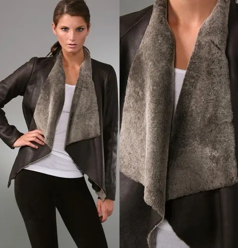 Shearling Jacket by Vince