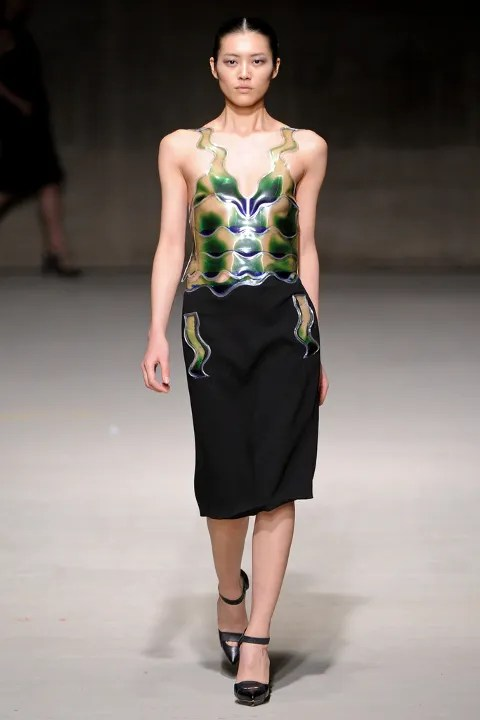 Christopher Kane fall winter 2011