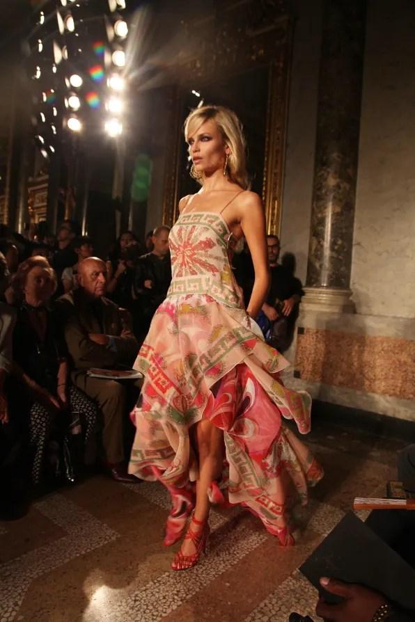 Emilio Pucci Spring Summer 2012: Look 2