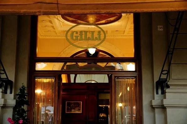 Caffe Gilli, Florence