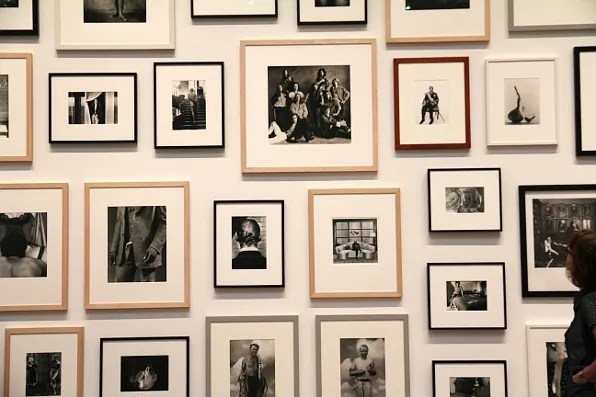 Various portrait photography at Stockholm Moderna Museet