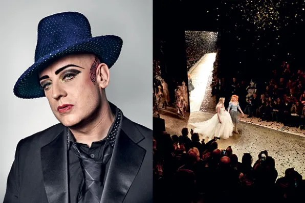 New York Magazine Fall 2011 Fashion Issue - Boy George