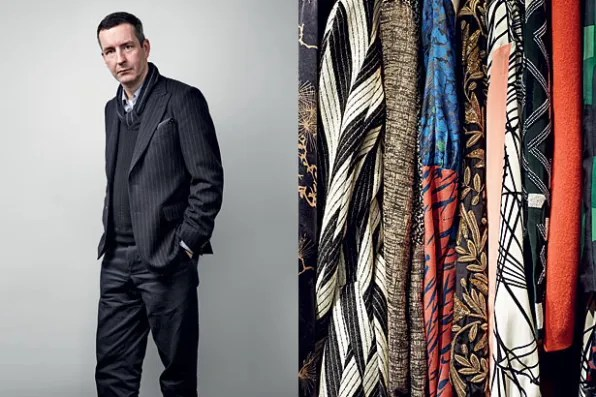 New York Magazine Fall 2011 Fashion Issue - Dries van Noten