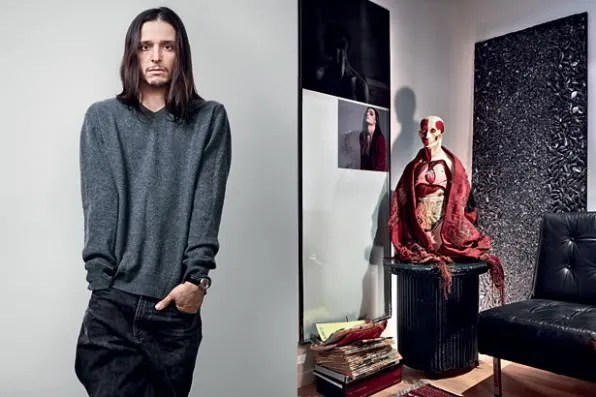 New York Magazine Fall 2011 Fashion Issue - Olivier Theyskens
