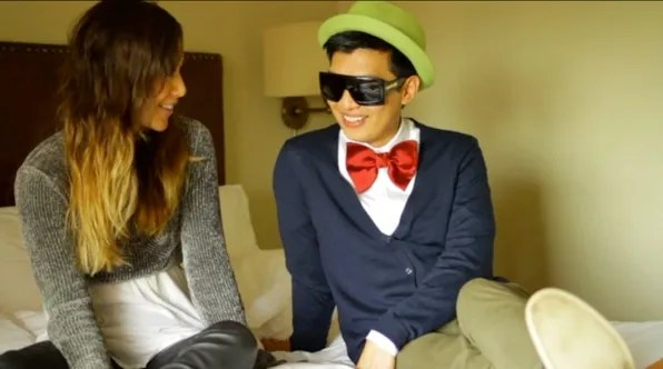 Bryanboy and Rumi Neely talk about sustainable shopping.
