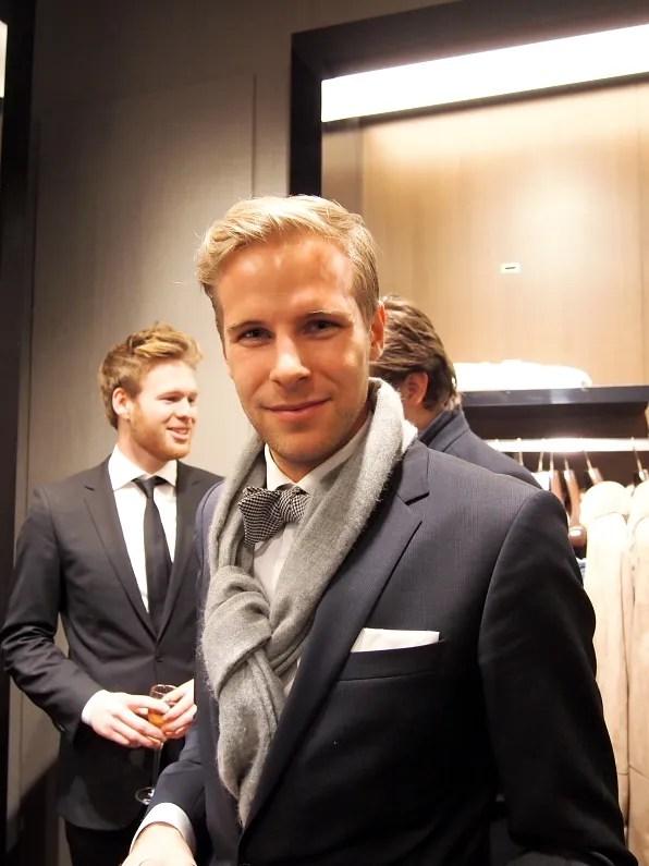 Hot Swedish guy