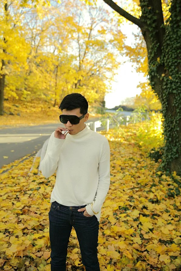 Bryanboy in Cold Spring, New York