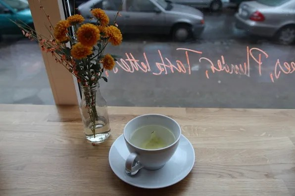 Ingwer tea, ginger tea