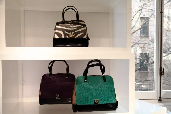 Fall Winter 2012 Furla bags in Milan