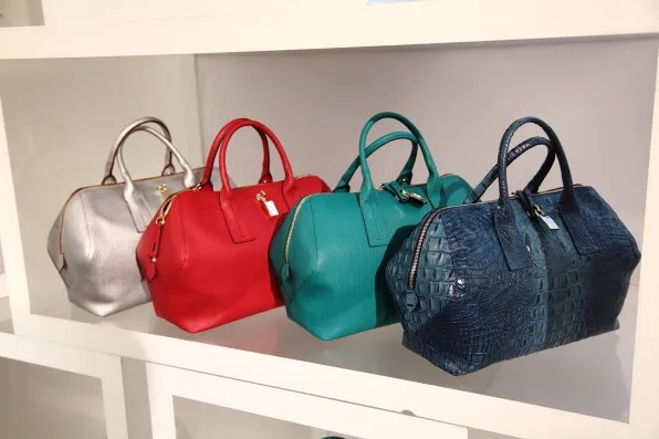Four Furla bags from fall/winter 2012 collection