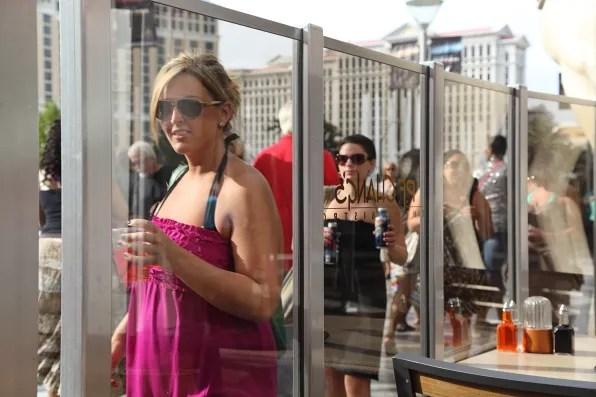 Las Vegas tourists
