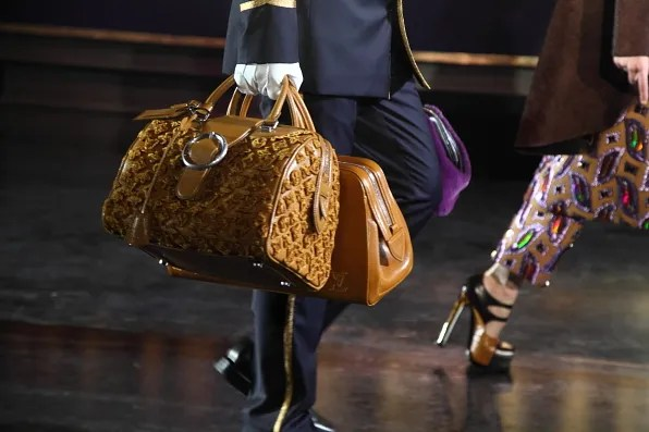 Bags from Louis Vuitton fall winter 2012