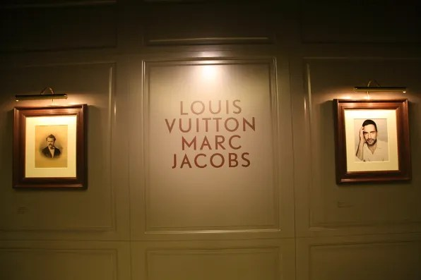 Louis Vuitton Marc Jacobs retrospective Louvre
