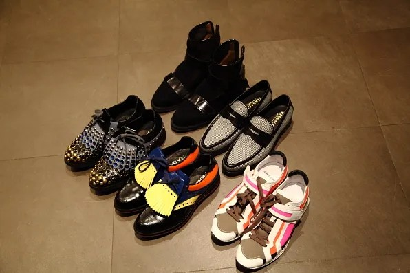Bryanboy's shoe collection from spring/summer 2012
