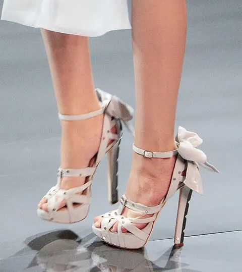 Christian Dior Haute Couture FW 08 09 Shoes