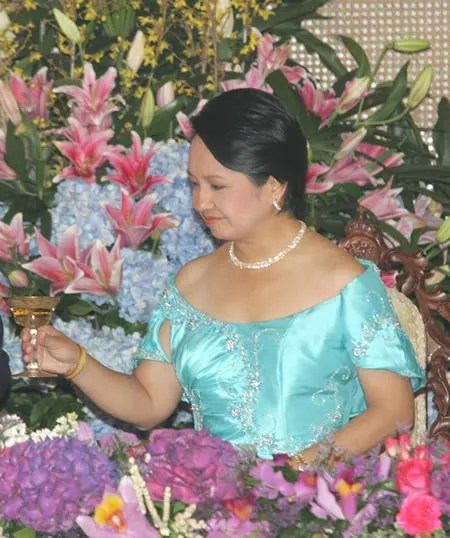 GMA Gloria Macapagal Arroyo