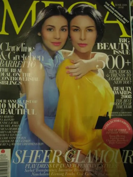 Gretchen Barretto, Mega Magazine
