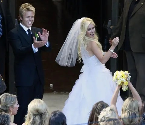 Heidi Montag and Spencer Pratt Wedding Pics