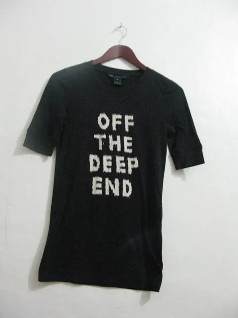 Marc by Marc Jacobs Off the Deep End t-shirt