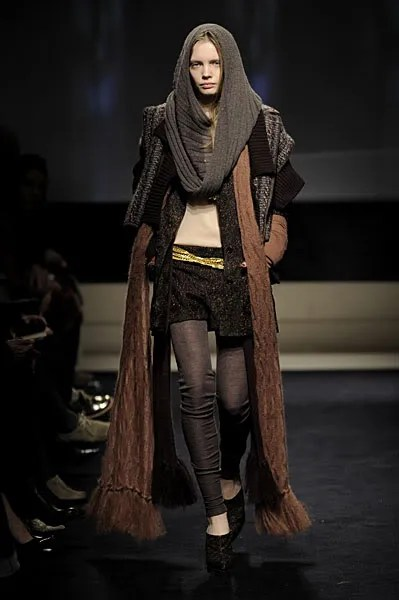 Missoni Fall Winter 2009 2010 collection